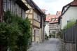 Gasse in Königsberg in Bayern
