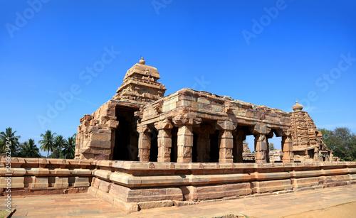 Pattadakal temple complex, Karnataka