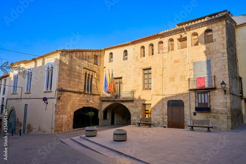 Cabanes Ayuntaminiento town hall Castellon