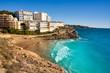 Cala Llenguadets Salou Platja beach Tarragona