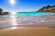 Cala Crancs Salou beach in Tarragona
