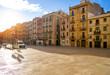 Tarragona Plaza Font square in Catalonia