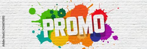 Obraz na plátne  Promo
