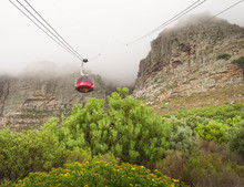 Table Mountain Aerial Cableway...