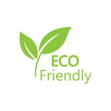 Eco Icon. Eco Friendly Sign. V...