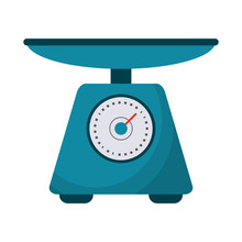 Food Scale Balance Symbol