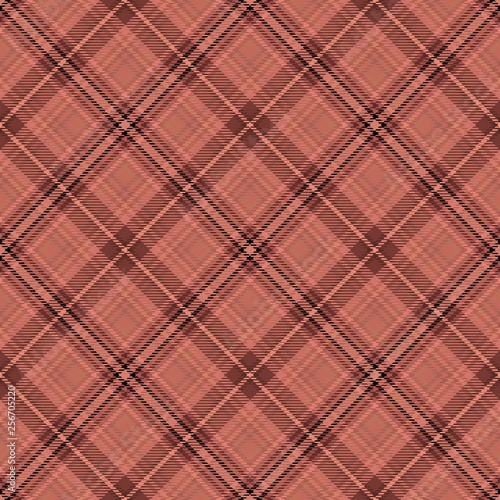 Fabric diagonal tartan, pattern textile, english irish