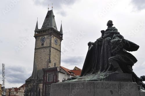 Photo  Church in Prague, Czech Republic