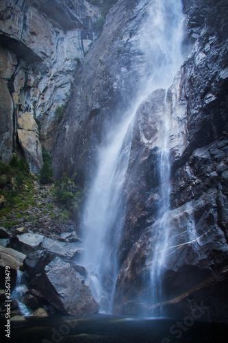 Yosemite Falls Waterfall