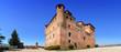 castello di grinzane cavour in italia, grinzane cavour castle in italy