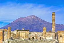 Pompeii, Ancient Roman City In Italy