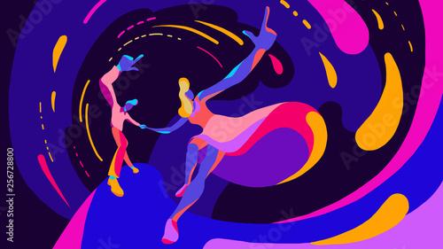 Swing dance - 256728800