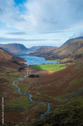 Carta da parati Lake District Landscape