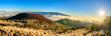 View From Mauna Kea Summit On ...