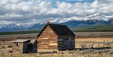 Old Country Homestead In The C...