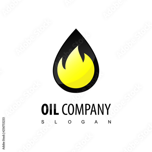 Oil Company Logo - Buy this stock vector and explore similar