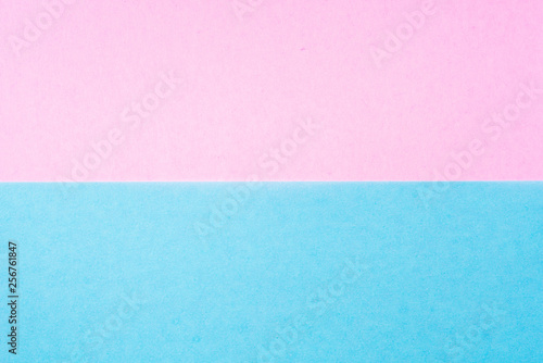 Cuadros en Lienzo  blue and pink paper background