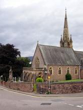 Saint Andrew`s Church At Fort William, Scottish Highlands