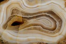 Macro Stone Mineral Agate On B...
