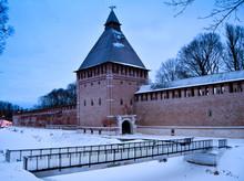 Tower Of Smolensk Kremlin