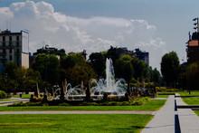 Fontana Giulio Cesare Piazza