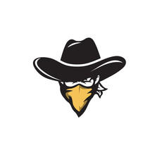 Bandit Mafia Logo Vector