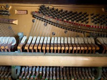 Inner Workings Of A Piano: Ham...