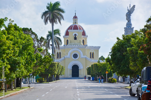 Photo Mausoleum, Cementerio Cristóbal Colón, Havanna, Kuba
