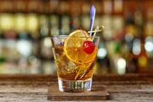Classic, American Cocktail, Ol...