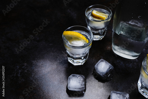 Photographie Vodka