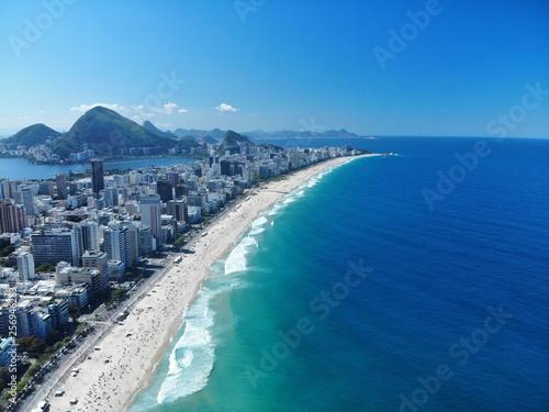 Cadres-photo bureau Caraibes Rio de Janeiro