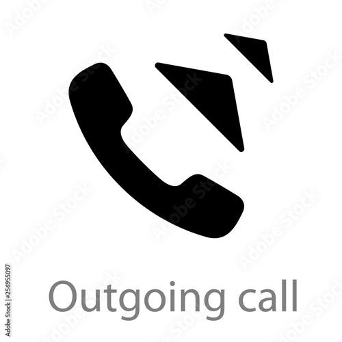 Valokuva  Outgoing call