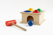 Kids Wooden Colorful Toys Humm...