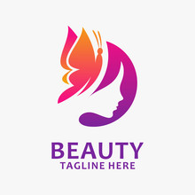 Beauty Woman Logo Design