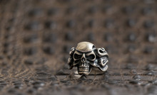 Silver Ring Of The Skull Lies ...