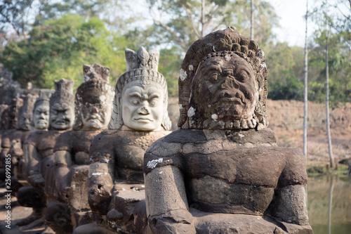 Photo templo camboya