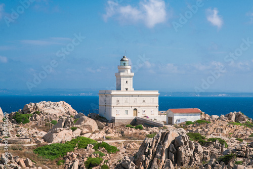 Lighthouse of Capo Testa Canvas-taulu