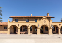 Santa Barbara Train Station Bu...