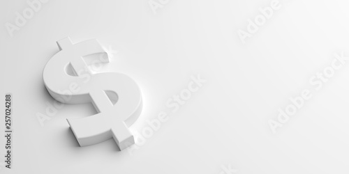 Fototapeta Dollar Symbol obraz