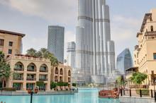 Gratte-ciel De Dubaï