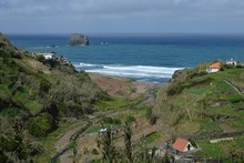 Terraces On The Atlantic Ocean...