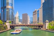 Chicago, Illinois, USA Sightseeing