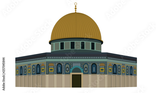 Papel de parede al aqsa mosque jerusalem israel palestine. Dome of the rock