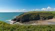 Pembrokeshire Coast near Nolton Haven, Dyfed, Wales, UK