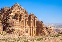 Ad Deir (The Monastery) At Pet...