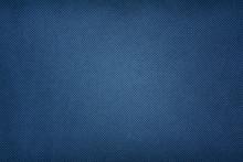 Blue Fabric Texture. Textile B...