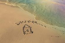 Caribbean Real Estate Concept