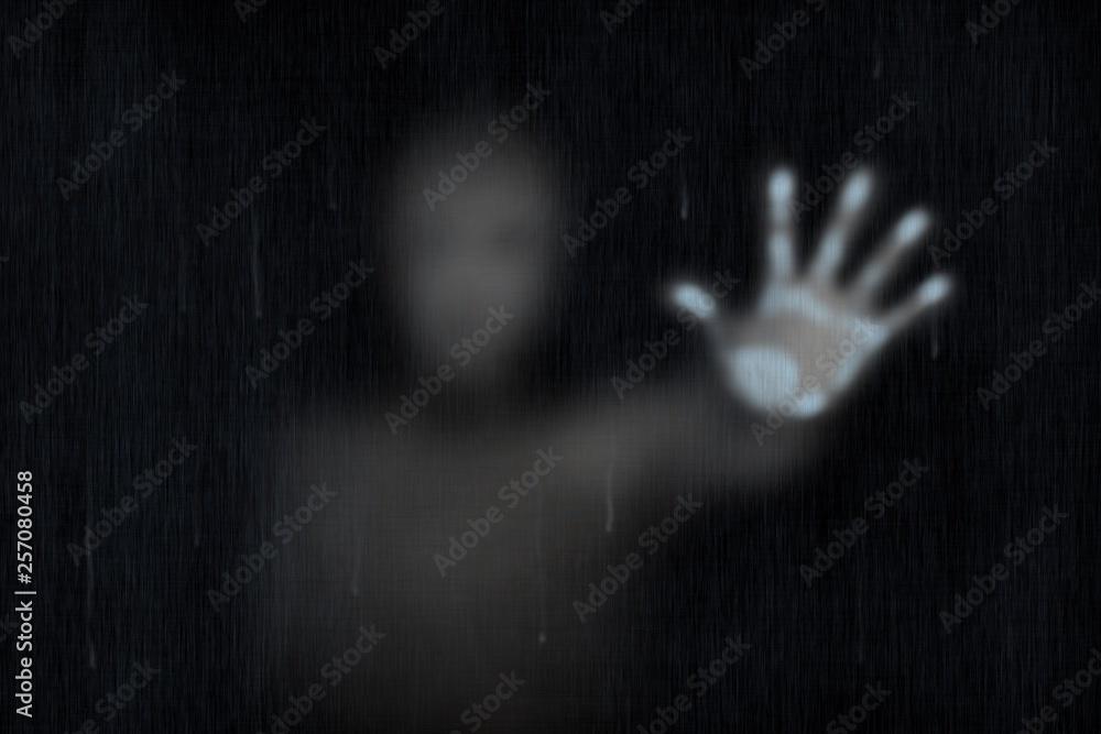 Fototapeta ghost