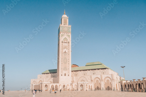 Photographie Hassan II Mosque in Casablanca, Morocco
