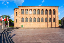Basilica Of Constantine In Trier